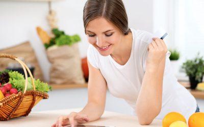 2 Tipos de dietas saludables: Alcalinas y Amucosa