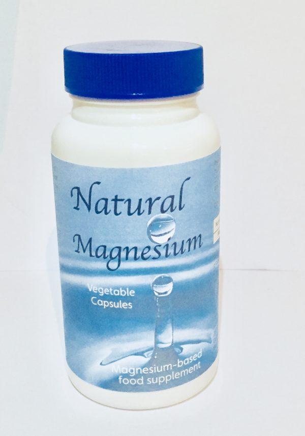 Magnesium 60 capsules