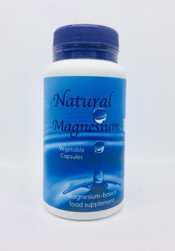Natural Magnesium Capsules