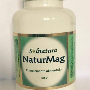 bote de naturmag magnesio con etiqueta de solnatura